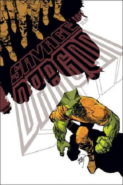 Savage Dragon #189 Comic Books - Covers, Scans, Photos  in Savage Dragon Comic Books - Covers, Scans, Gallery