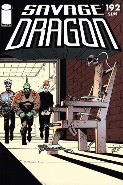 Savage Dragon #192 Comic Books - Covers, Scans, Photos  in Savage Dragon Comic Books - Covers, Scans, Gallery