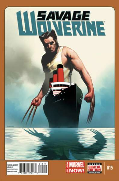 Savage Wolverine #15 Comic Books - Covers, Scans, Photos  in Savage Wolverine Comic Books - Covers, Scans, Gallery