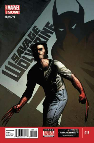 Savage Wolverine #17 comic books for sale
