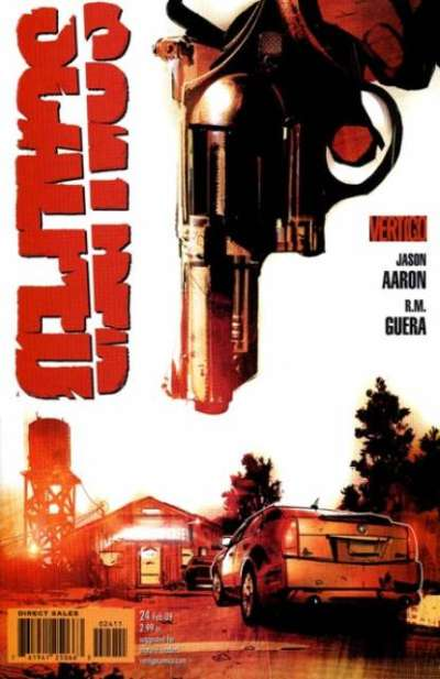 Scalped #24 comic books for sale