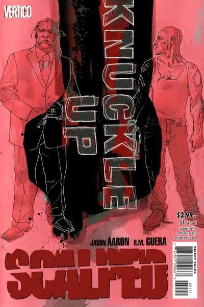 Scalped #51 Comic Books - Covers, Scans, Photos  in Scalped Comic Books - Covers, Scans, Gallery