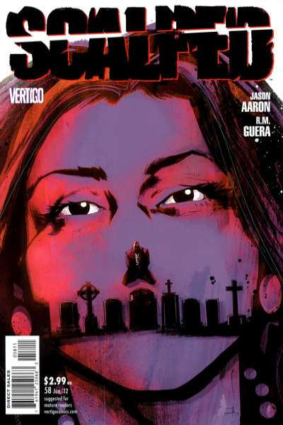 Scalped #58 comic books for sale