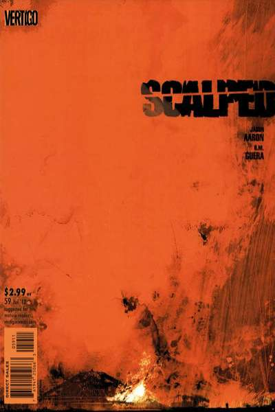 Scalped #59 Comic Books - Covers, Scans, Photos  in Scalped Comic Books - Covers, Scans, Gallery