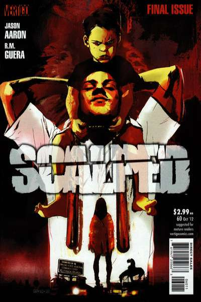 Scalped #60 comic books for sale