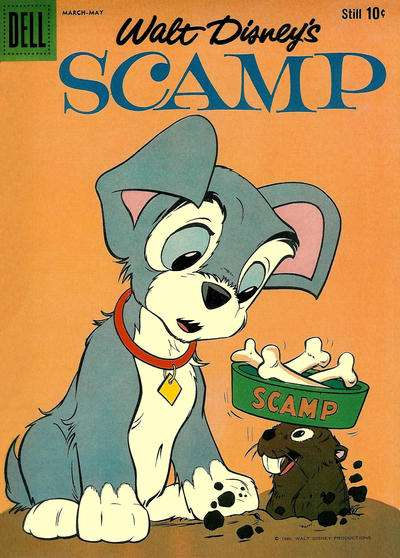 Scamp #13 comic books for sale