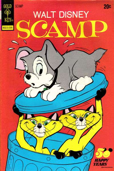 Scamp #11 comic books for sale
