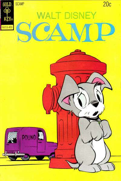 Scamp #16 comic books for sale