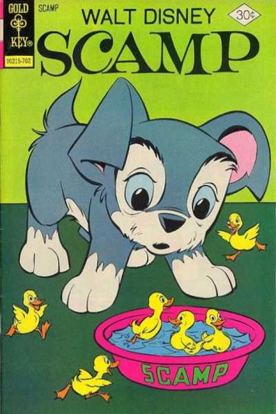 Scamp #33 comic books for sale