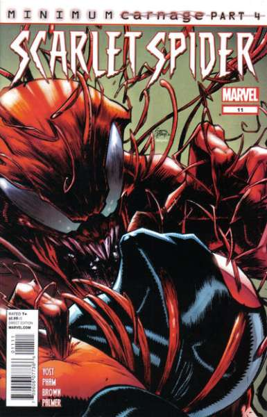 Scarlet Spider #11 Comic Books - Covers, Scans, Photos  in Scarlet Spider Comic Books - Covers, Scans, Gallery