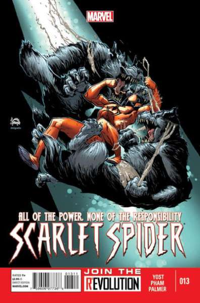 Scarlet Spider #13 comic books - cover scans photos Scarlet Spider #13 comic books - covers, picture gallery