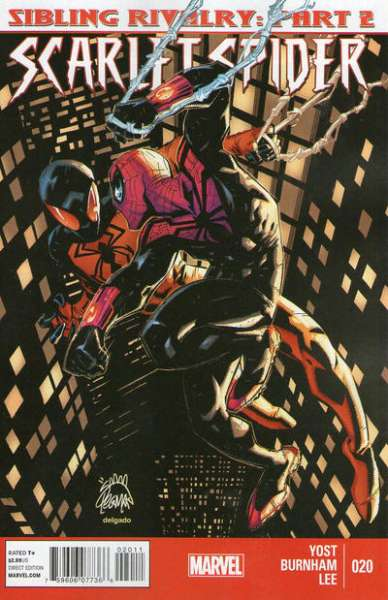 Scarlet Spider #20 Comic Books - Covers, Scans, Photos  in Scarlet Spider Comic Books - Covers, Scans, Gallery
