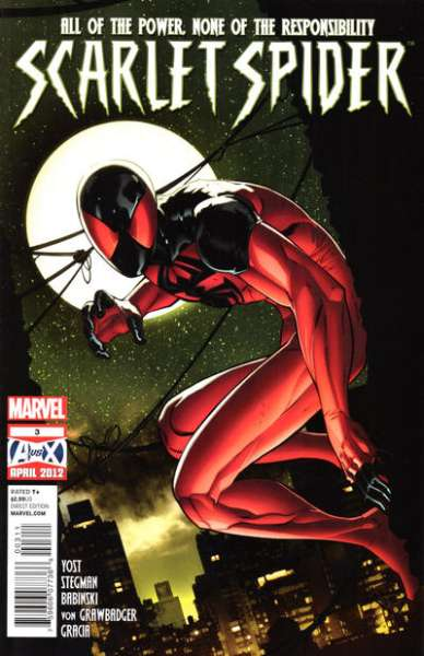 Scarlet Spider #3 Comic Books - Covers, Scans, Photos  in Scarlet Spider Comic Books - Covers, Scans, Gallery