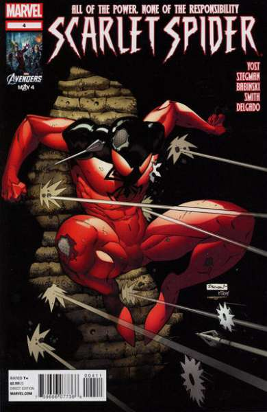 Scarlet Spider #4 Comic Books - Covers, Scans, Photos  in Scarlet Spider Comic Books - Covers, Scans, Gallery