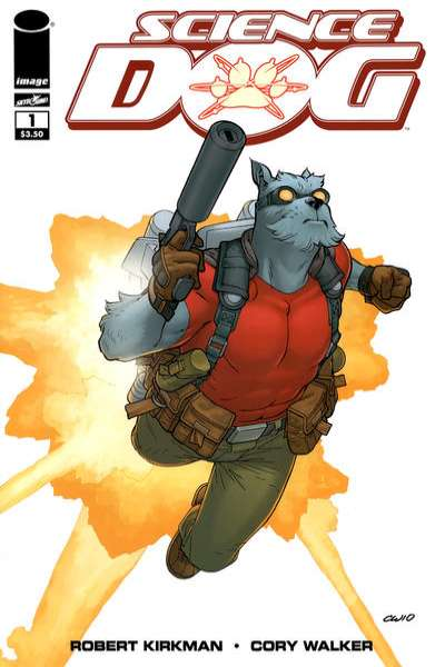 Science Dog Special #1 comic books - cover scans photos Science Dog Special #1 comic books - covers, picture gallery