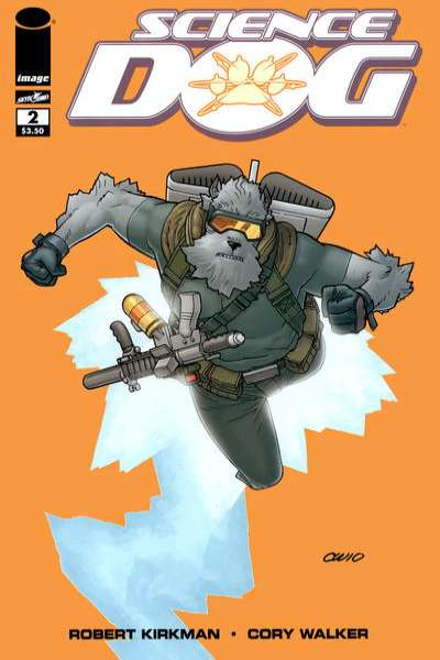 Science Dog Special #2 comic books - cover scans photos Science Dog Special #2 comic books - covers, picture gallery