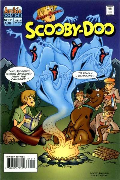 Scooby-Doo #11 comic books for sale