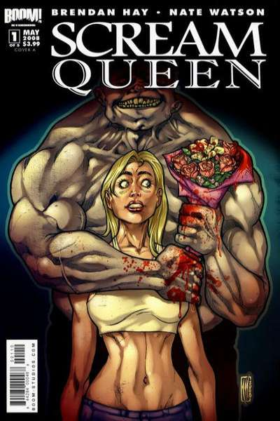 Scream Queen comic books