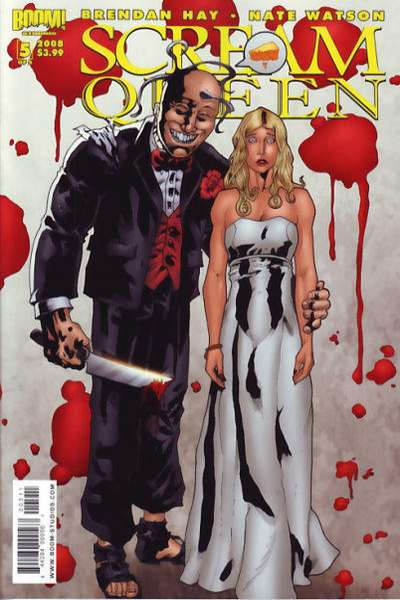 Scream Queen #5 comic books for sale