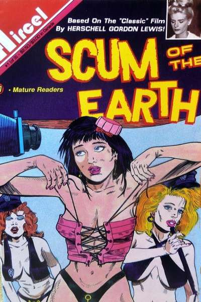 Scum of the Earth comic books