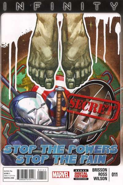 Secret Avengers #11 comic books for sale