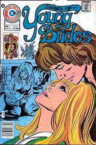 Secrets of Young Brides #3 comic books - cover scans photos Secrets of Young Brides #3 comic books - covers, picture gallery