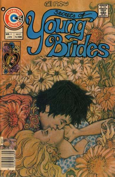 Secrets of Young Brides #4 comic books for sale