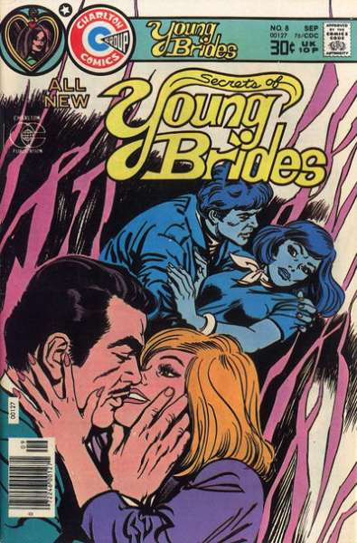Secrets of Young Brides #8 comic books for sale