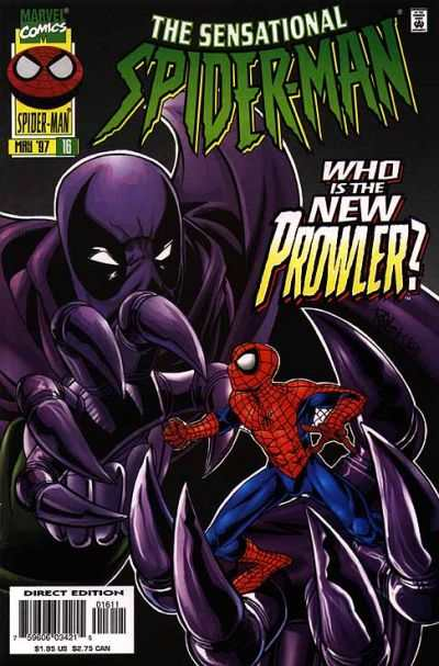 Sensational Spider-Man #16 comic books - cover scans photos Sensational Spider-Man #16 comic books - covers, picture gallery