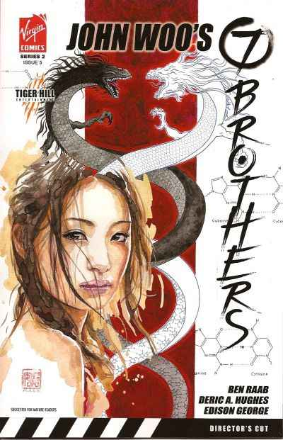 Seven Brothers #5 comic books for sale