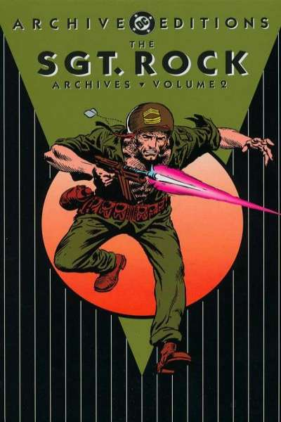 Sgt. Rock Archives - Hardcover #2 comic books - cover scans photos Sgt. Rock Archives - Hardcover #2 comic books - covers, picture gallery