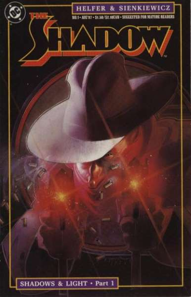 Shadow # comic book complete sets Shadow # comic books