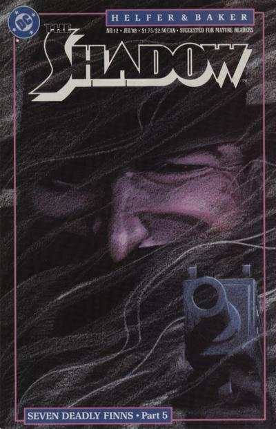 Shadow #12 comic books for sale