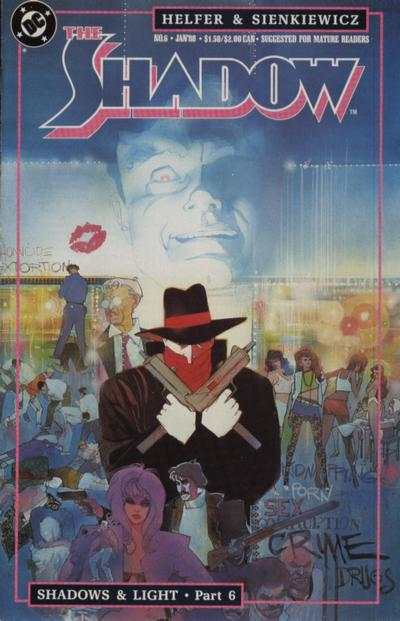 Shadow #6 comic books for sale