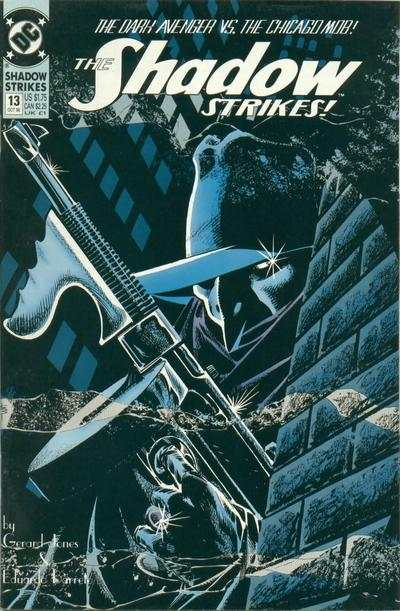 Shadow Strikes! #13 comic books for sale