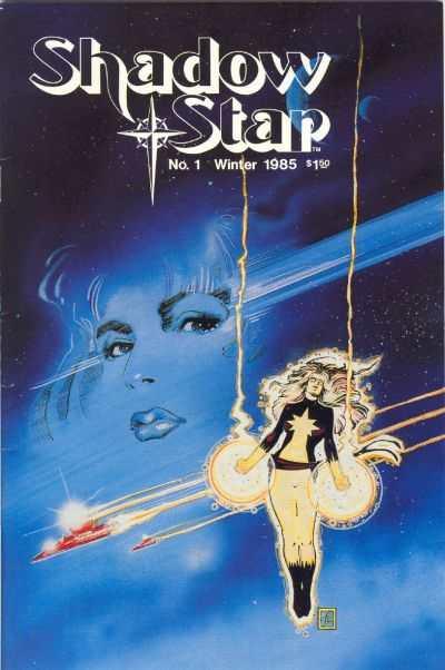 ShadowStar comic books