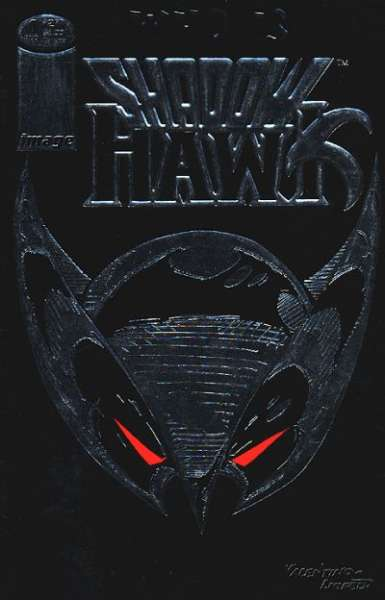 Shadowhawk comic books