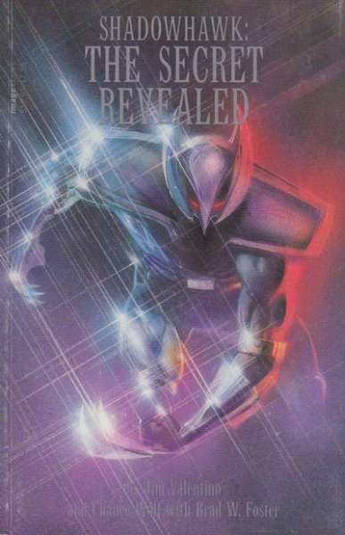 Shadowhawk II #1 comic books - cover scans photos Shadowhawk II #1 comic books - covers, picture gallery