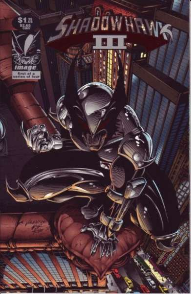 Shadowhawk III Comic Books. Shadowhawk III Comics.