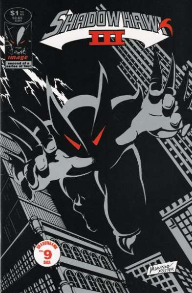 Shadowhawk III #2 Comic Books - Covers, Scans, Photos  in Shadowhawk III Comic Books - Covers, Scans, Gallery