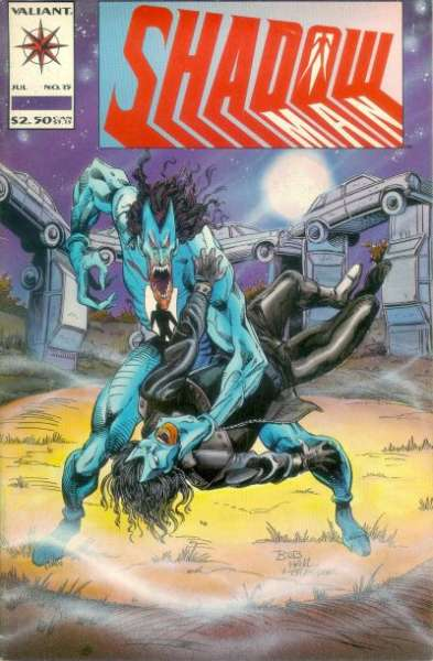 Shadowman #15 comic books for sale