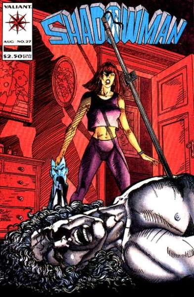 Shadowman #27 Comic Books - Covers, Scans, Photos  in Shadowman Comic Books - Covers, Scans, Gallery