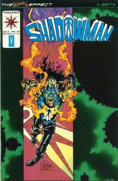 Shadowman #29 comic books for sale