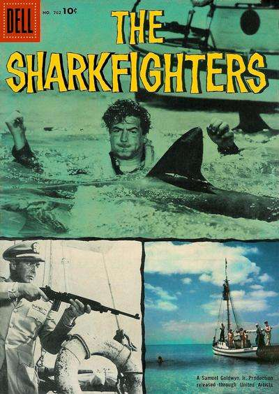 Sharkfighters #1 comic books - cover scans photos Sharkfighters #1 comic books - covers, picture gallery