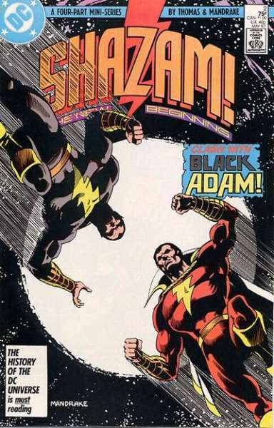 Shazam! The New Beginning #2 comic books for sale