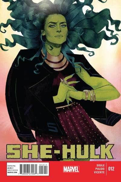 She-Hulk #12 comic books for sale