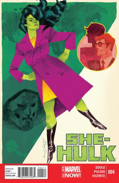 She-Hulk #4 Comic Books - Covers, Scans, Photos  in She-Hulk Comic Books - Covers, Scans, Gallery
