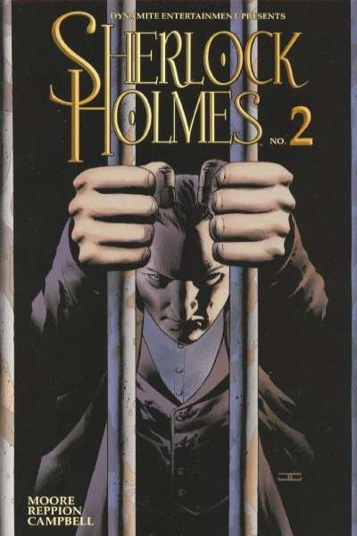 Sherlock Holmes #2 comic books - cover scans photos Sherlock Holmes #2 comic books - covers, picture gallery