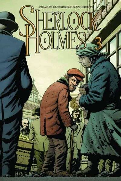 Sherlock Holmes #3 Comic Books - Covers, Scans, Photos  in Sherlock Holmes Comic Books - Covers, Scans, Gallery