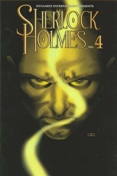 Sherlock Holmes #4 comic books for sale